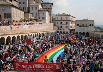 Marcia Perugia-Assisi per la pace e la solidarietà