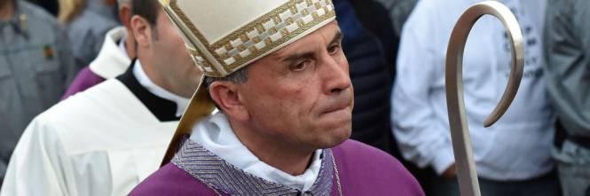 L'omelia di Mons. Domenico Pompili, Vescovo di Rieti, nella celebrazione della Messa esequiale per le vittime del terremoto di Amatrice.
